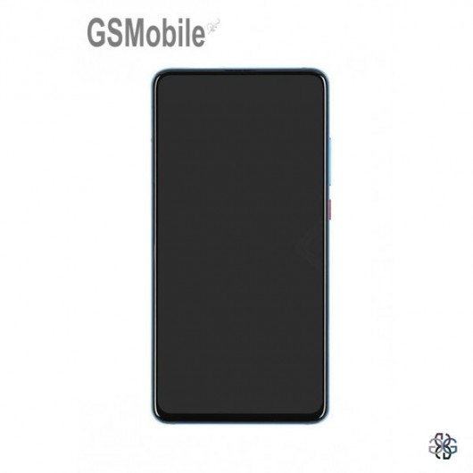 Display for Xiaomi Mi 9T Blue Original