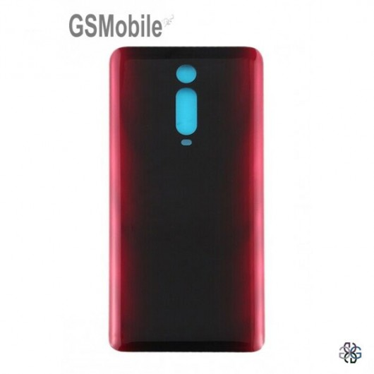 Battery Cover for Xiaomi Mi 9T Red