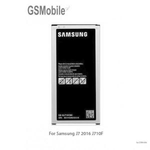 Bateria para Samsung J710F Galaxy J7 2016