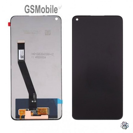 Display for Xiaomi Redmi Note 9 Black