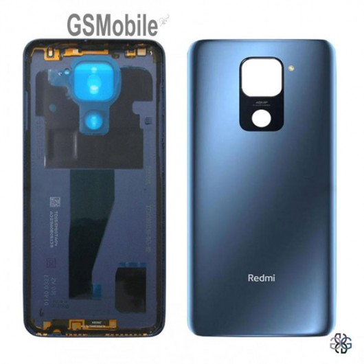 Battery Cover for Xiaomi Redmi Note 9 Gray