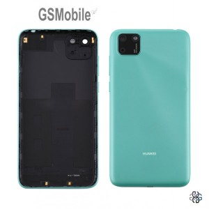 Battery Cover for Huawei Y5p Green