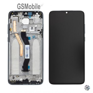 Full LCD Display for Xiaomi Redmi Note 8 Pro Black
