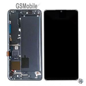 Dull LCD Display for Xiaomi Mi Note 10 Black