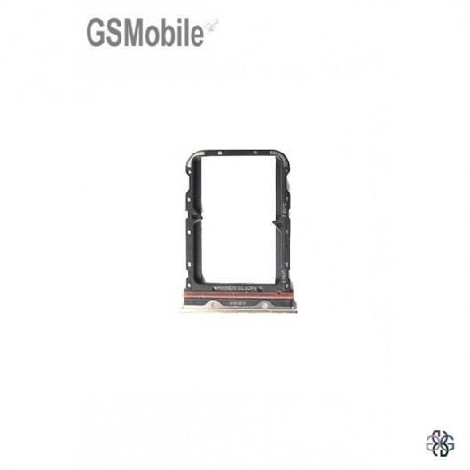 Xiaomi Mi Note 10 SIM card tray white