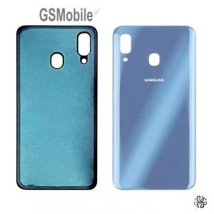 Battery Cover for Samsung A30 2019 Galaxy A305F Galaxy A305F Blue
