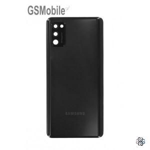 Tampa Samsung A41 Galaxy A415F Preto Original