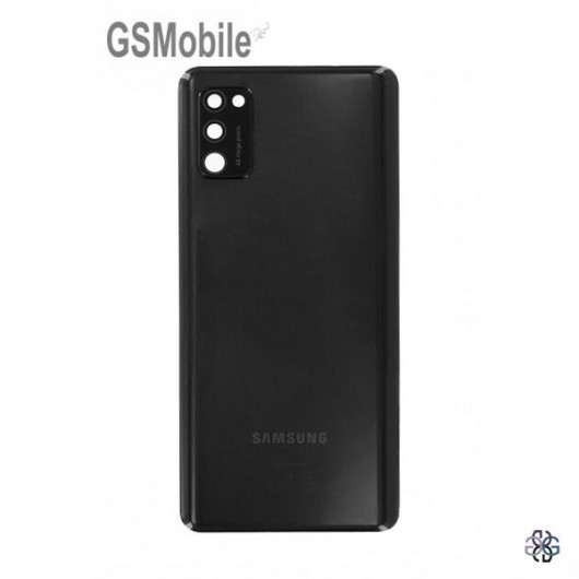 Back cover Samsung A41 Galaxy A415F Black Original