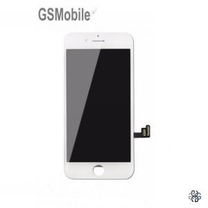 Ecrã - Display LCD Touch iPhone 7 Branco Original