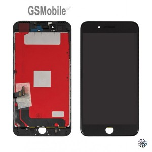 Ecrã - Display LCD Touch iPhone 7 Preto Original