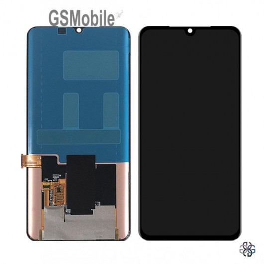 Display for Xiaomi Mi Note 10 Pro Black