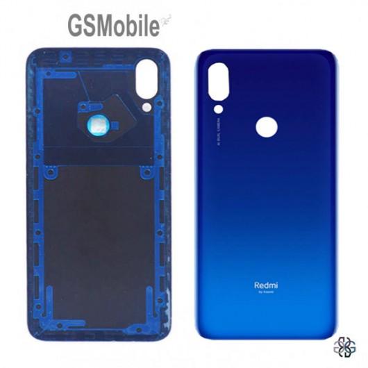 Battery Cover for Xiaomi Redmi 7 Blue