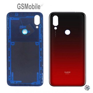 Battery Cover for Xiaomi Redmi 7 Red