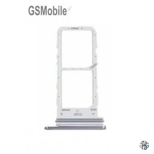 SIM card tray Samsung Note 20 Galaxy N980F Mystic Gray Original