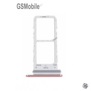 copy of SIM card tray Samsung Note 20 Galaxy N980F Mystic Gray Original