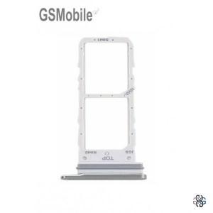 SIM card tray Samsung Note 20 Galaxy N980F Green Original