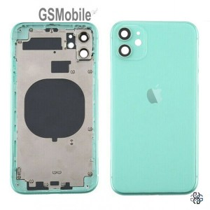 iPhone 11 middle cover green