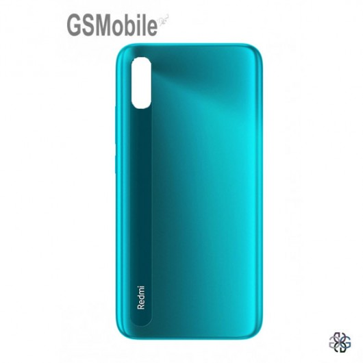Battery Cover for Xiaomi Redmi 9A Green