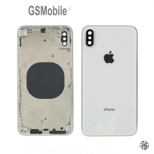 Chasis para iPhone XS Max Blanco