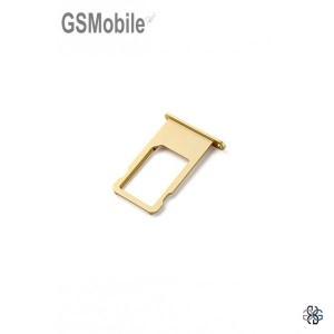 Bandeja do cartão SIM iPhone 5S Dourado