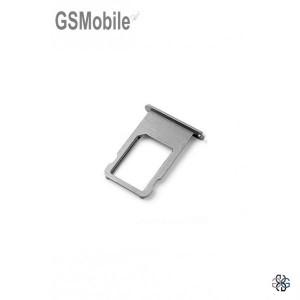 Bandeja do cartão SIM iPhone 5S Cinza escuro