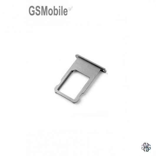 Bandeja SIM iPhone 5S Gris Oscuro