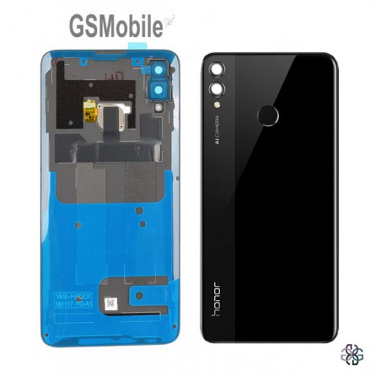 Huawei Honor 10 Lite battery cover black - Original