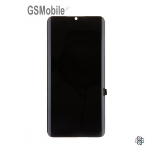 Pantalla completa para Xiaomi Mi Note 10 Lite Negro