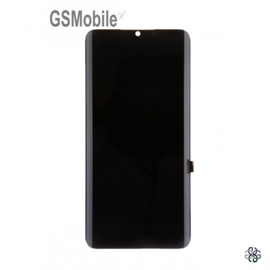 Display for Xiaomi Mi Note 10 Lite Black