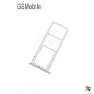 SIM card tray Nokia 3.2 Silver Original