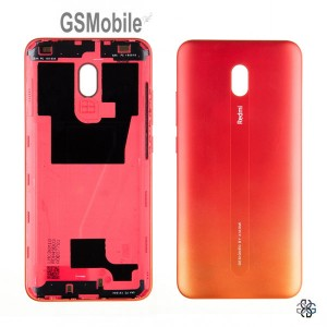 Battery Cover for Xiaomi Redmi 8A Red