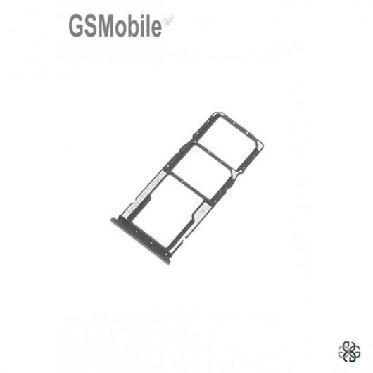 SIM card and MicroSD tray Xiaomi Redmi 8A Black