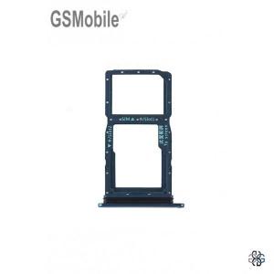 SIM card and MicroSD tray Huawei P Smart Z Green Original