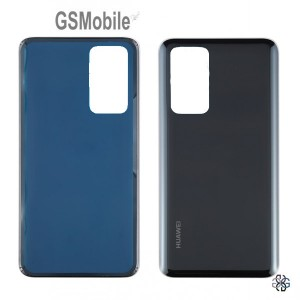 Huawei P40 battery cover black