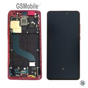 Display for Xiaomi Mi 9T Red
