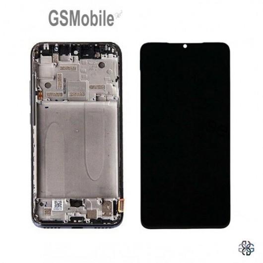 Full LCD Display for Xiaomi Mi A3 Black