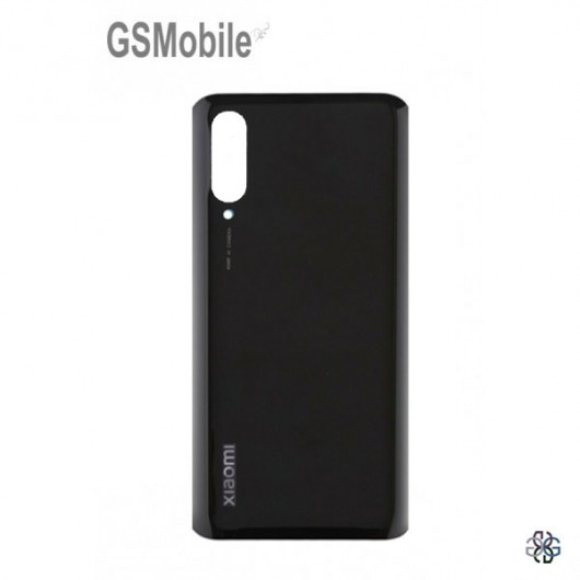 Xiaomi Mi A3 battery cover black