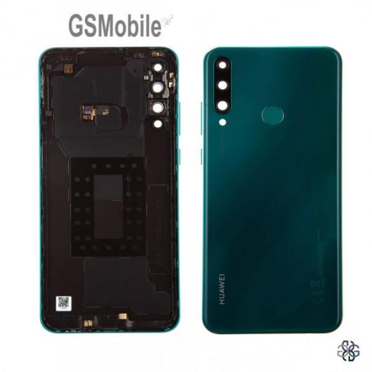 Battery Cover Huawei Y6p Original - Green