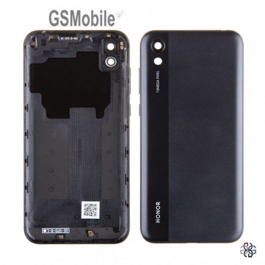 Huawei Honor 8S Battery Cover Black