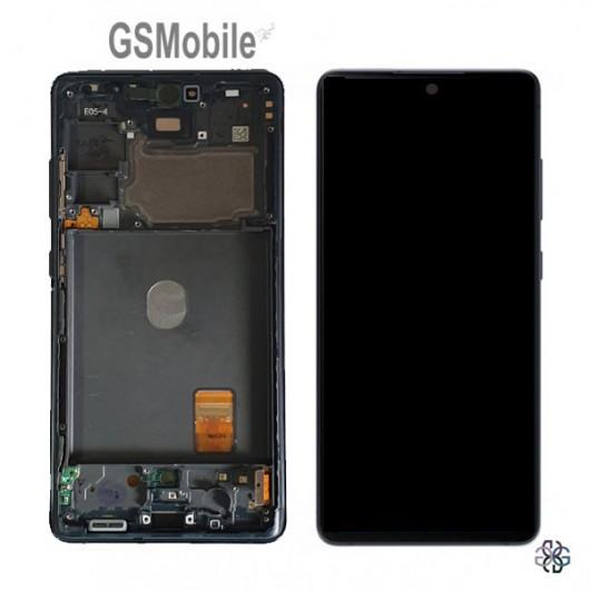 Display Samsung S20 FE 5G Galaxy G781F Blue - Original