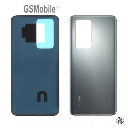Huawei P40 Pro battery cover silver