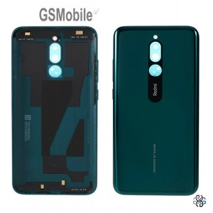 Xiaomi Redmi 8 battery cover green