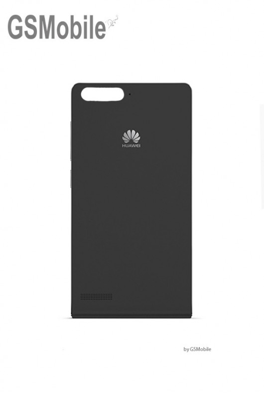Tapa Huawei Ascend G6 Negro