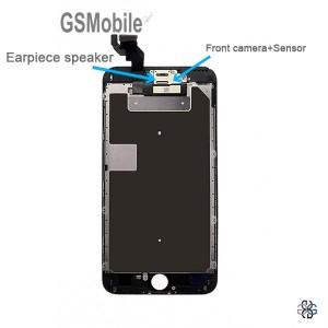 Full LCD Display Camera for iPhone 6S Plus Black