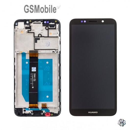 Full LCD Display for Huawei Y5 2018 Black