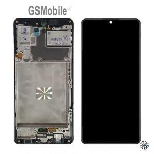 Display Samsung A42 5G Galaxy A426B Black - Original