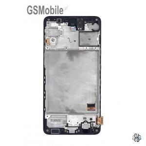 Display Samsung M31s Galaxy M317F Black - Original