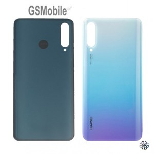 Huawei P Smart Pro Battery Cover Breathing Crystal