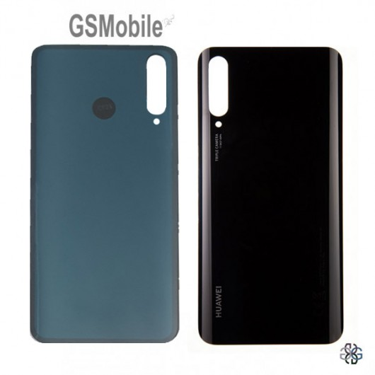 Huawei P Smart Pro Battery Cover Black