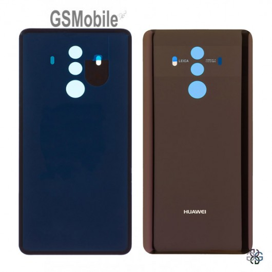 Huawei Mate 10 Pro battery cover - Brown